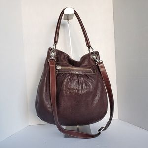 Roots Olivia leather 2 way bag